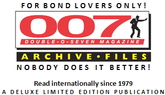 007 magazine james bond