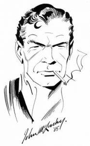 the face of bond by john mclusky