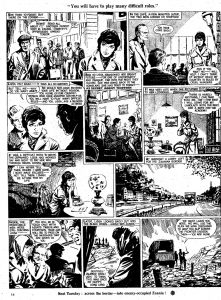 tv comic secret agent 13