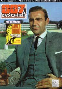 007 magazine
