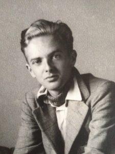john mclusky 1940's