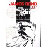 james bond original comic art