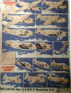 bomber command aircraft drawing